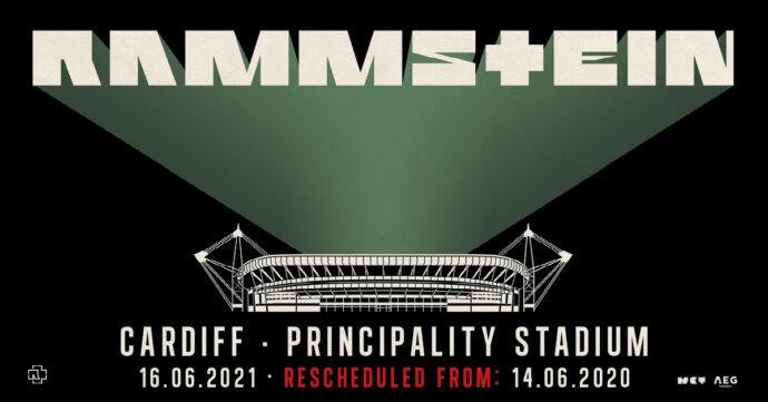 Rammstein confirms new tour dates