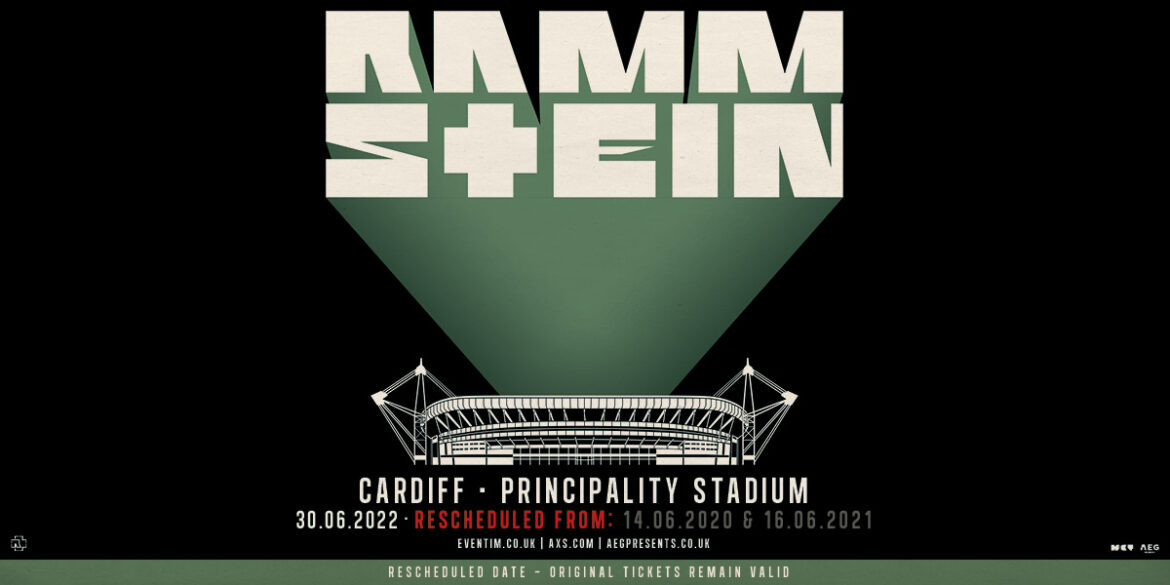 Rammstein Europe Stadium Tour Postponed to 2022