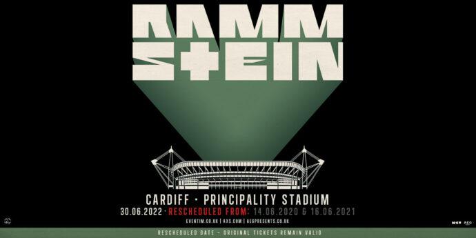 Rammstein Europe Stadium Tour Postponed to 2022