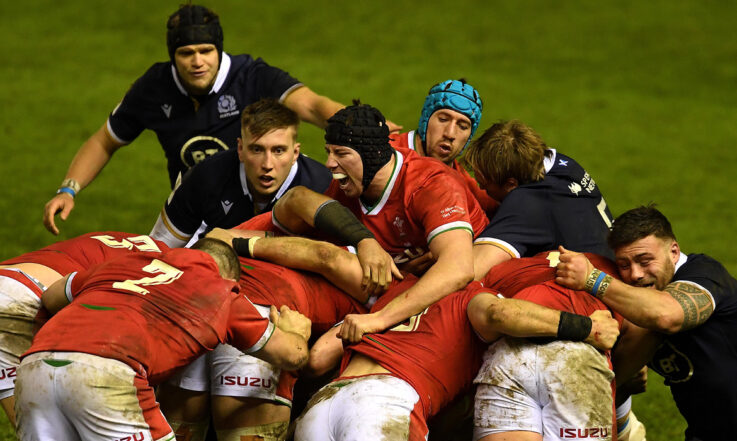 Wales v Scotland