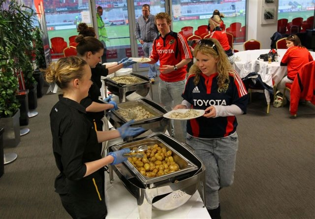 Munster V Connacht – Discounted Hospitality