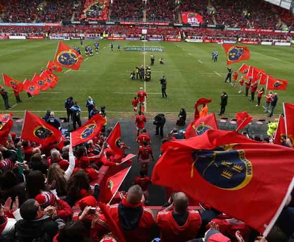 Match Day Information – Munster V Perpignan