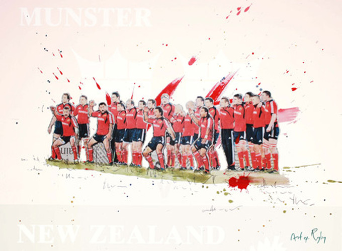 Munster Rugby Supporters Club Art Of Rugby Competiton The Winners