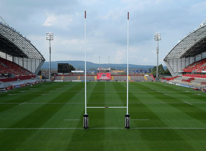 Munster A To Play Ireland U20's in Thomond Park