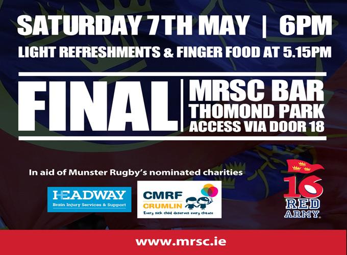 MRSC Monster Munster Quiz Final!