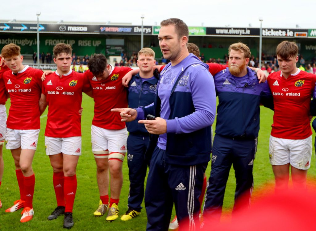 Munster Domestic Rugby | Stage 3 (U16 – Adult)