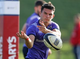 Four Academy Players in Ireland Men's 7s Squad
