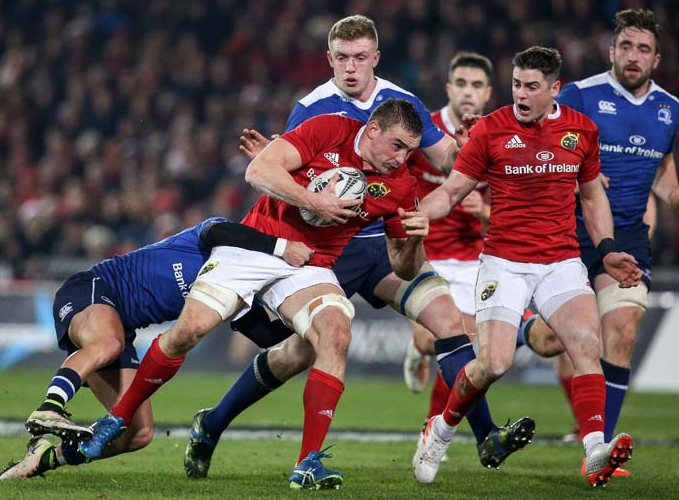 Munster Rugby | Highlights & Pics: Munster See Off Leinster