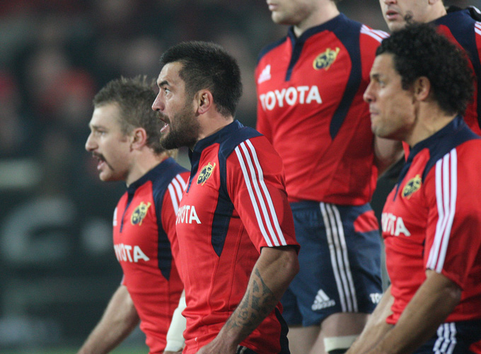Munster Rugby The Return Of Rua Part 2