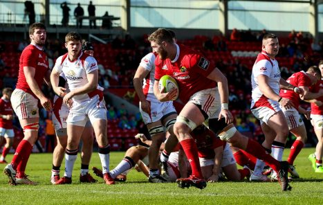 Munster A Progress To Semis