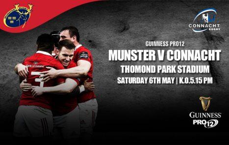 Munster Set For Super Saturday