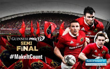 Ticket & Matchday Info: Munster v Ospreys