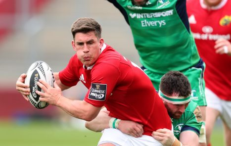 Man of the Match on his 150th appearance, Ian Keatley gave an excellent performance at 10, adding 15 points via the boot.