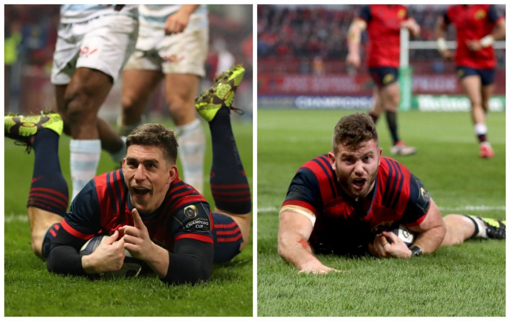 Ian Keatley and Jaco Taute have both signed two year deals to remain with the province.