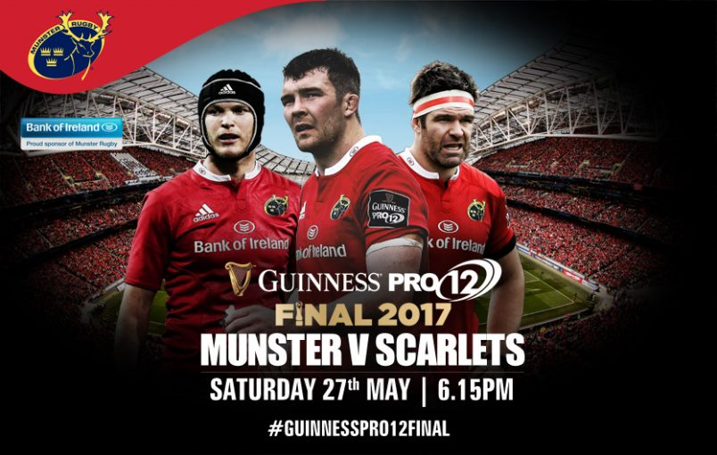 Matchday Information: PRO12 Final
