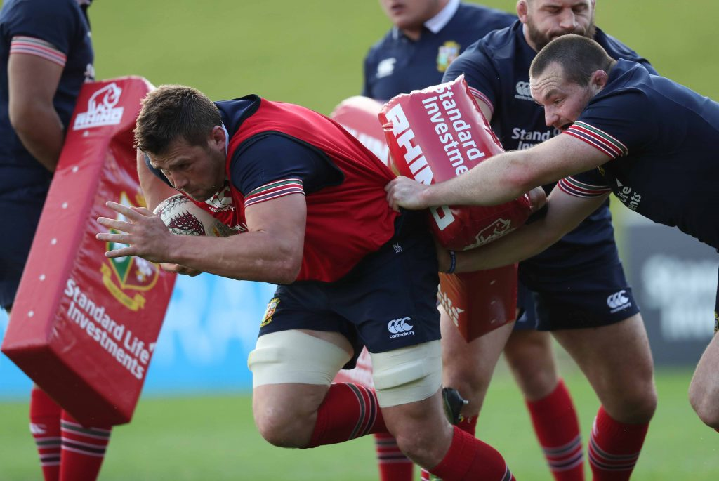 Munster, Ireland and Lions back row CJ Stander.