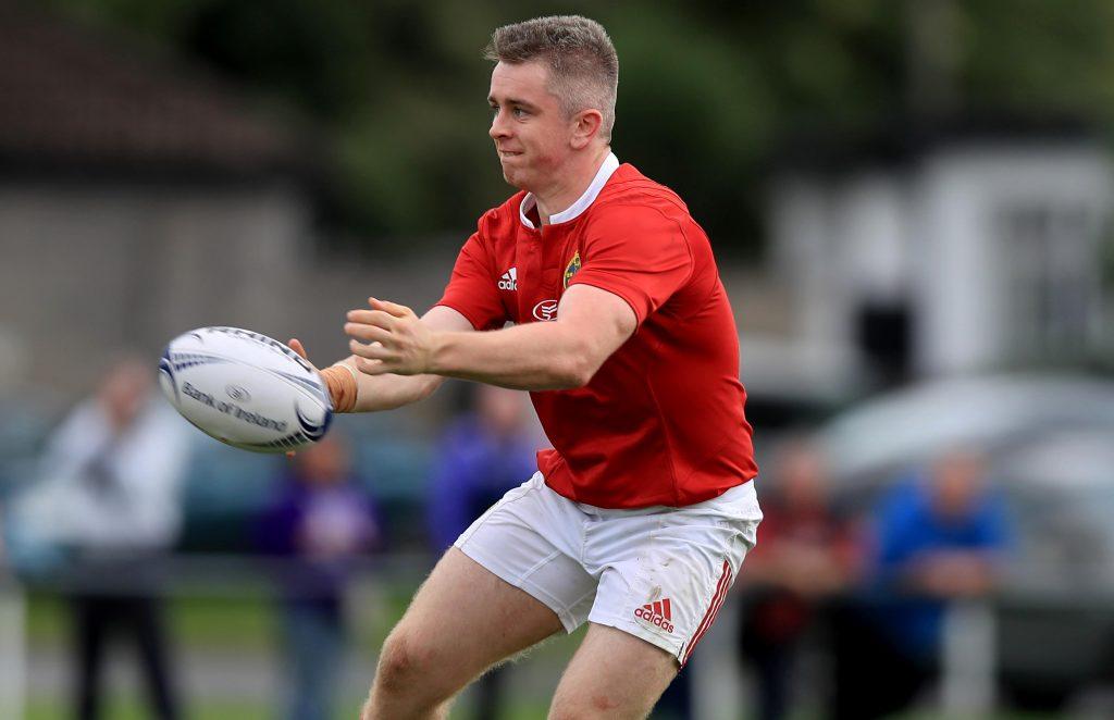 Munster's Dave McCarthy.