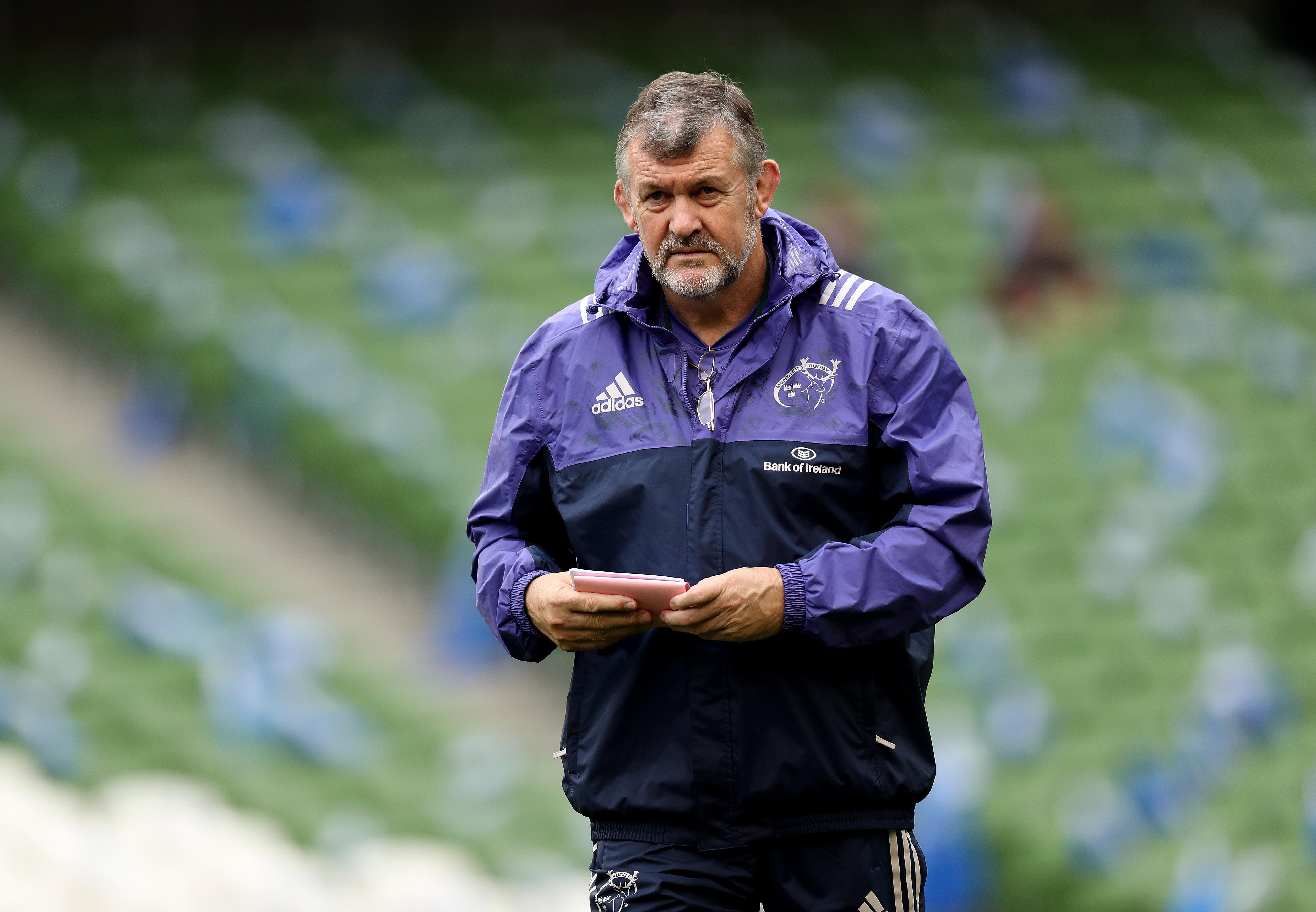 Kidney Names Ireland Team Today