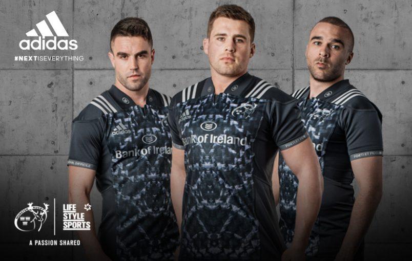 America Desconfianza Clan  Munster Rugby | adidas Munster Rugby Alternate Kit Unveiled