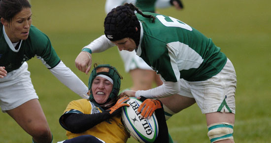 Ireland Women's Squad to play Wales Named