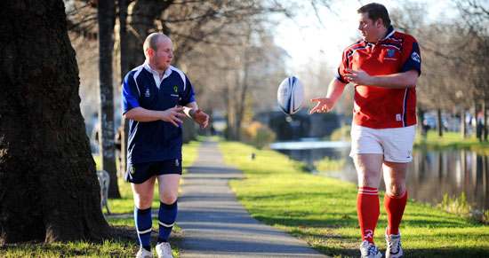 Munster and Leinster Meet Again