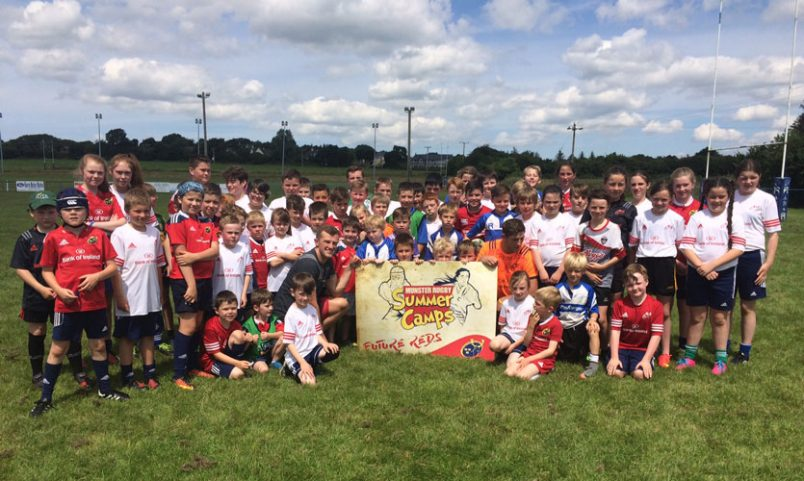 Video & Pics | Sun's Out For Summer Camps