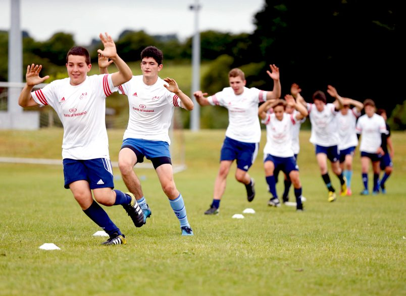 New Lessons At English & Rugby Camps
