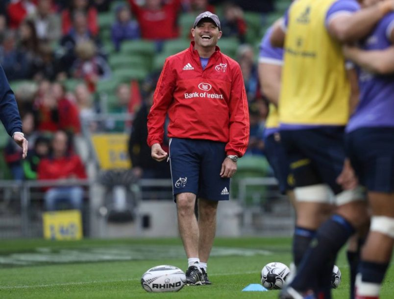 Video | Nienaber Excited About Guinness PRO14