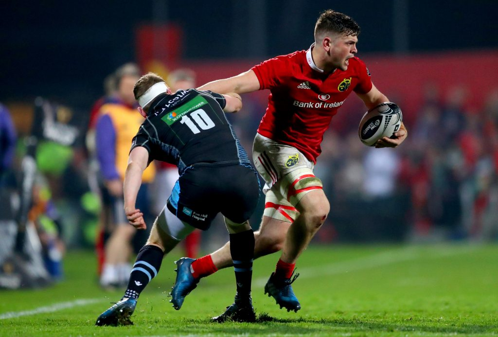 Conor Oliver will meet with a specialist again for his shoulder this week.