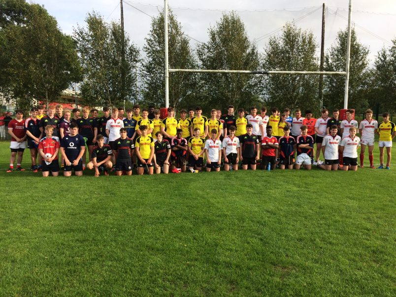 Munster U16 & U17 Summer Development Programmes Wrap Up For 2017