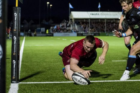 Munster Downed In Glasgow