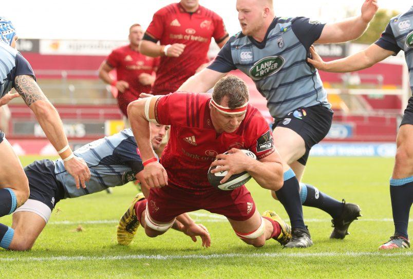 Pics, Highlights & Reaction   Munster v Cardiff