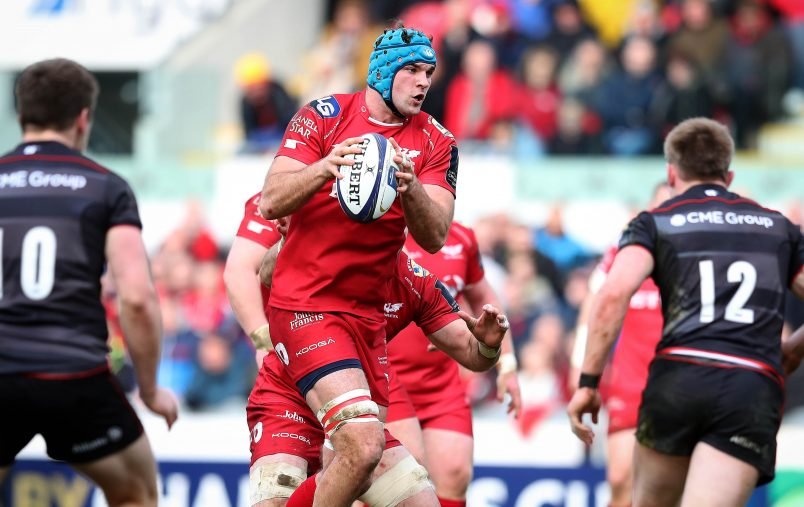 Beirne To Join Munster