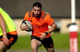 Munster A Side Named For Ospreys