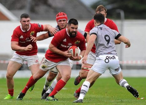 Munster A Win in Swansea