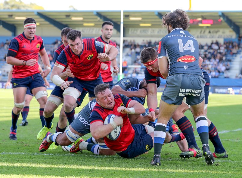 Honours Even In Castres