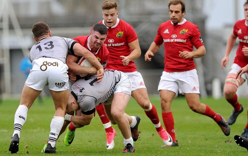 Highlights | Munster A v Ospreys Premiership Select