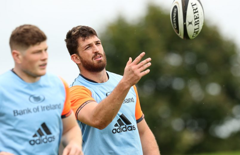 Munster Side Named For Racing 92