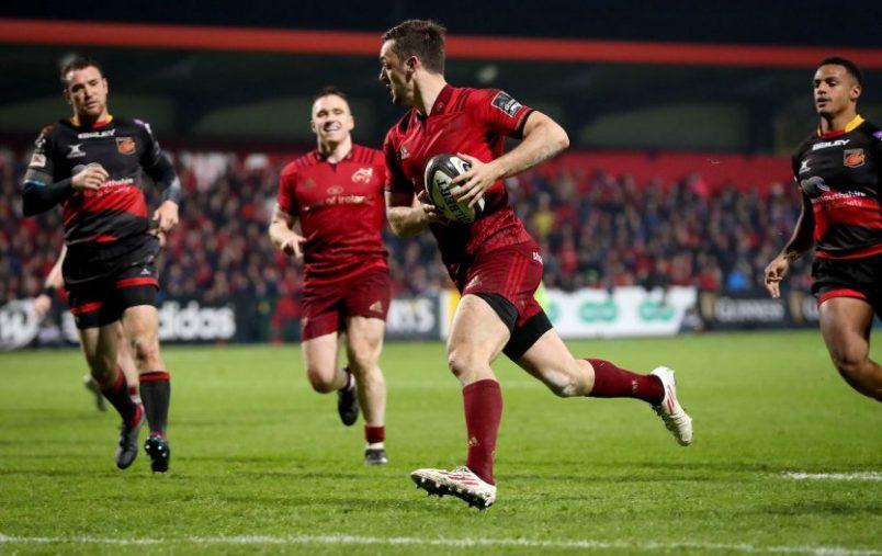 Video: Munster v Dragons – Highlights