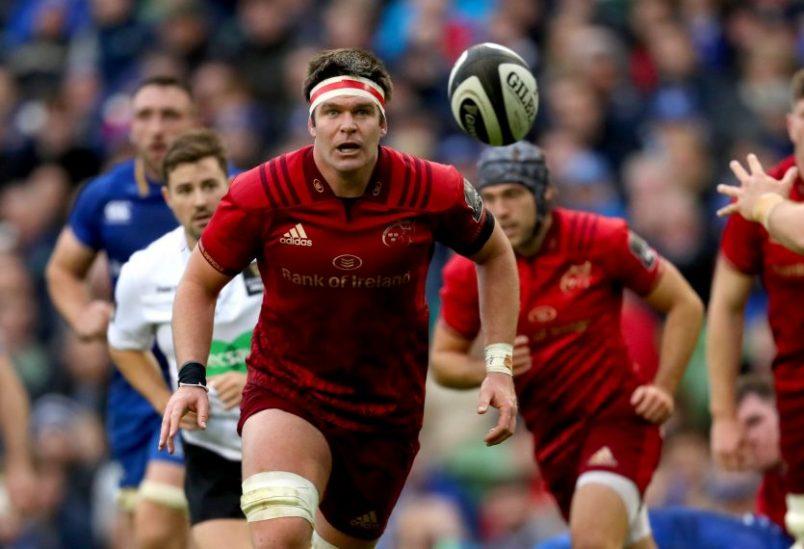 Munster Team To Face Zebre