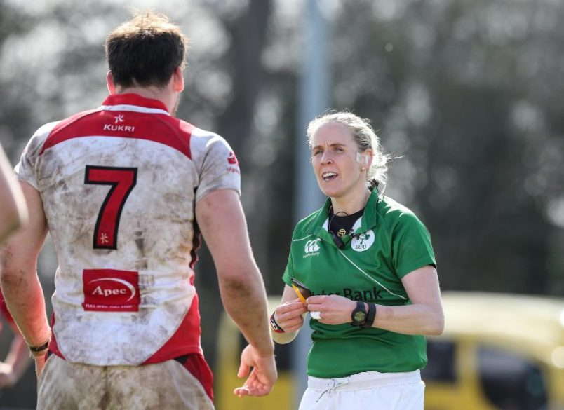Neville Named World Rugby Referee Of The Year