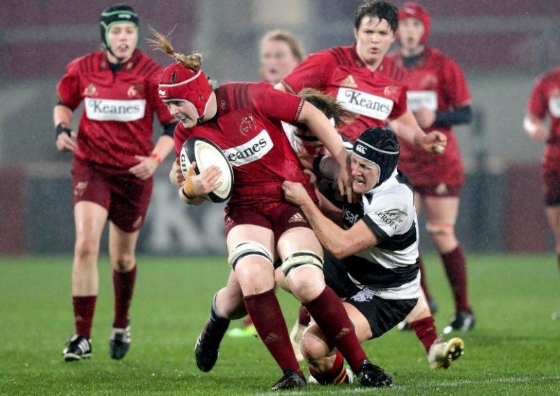 Munster Women's Squad Named For Interpro Opener