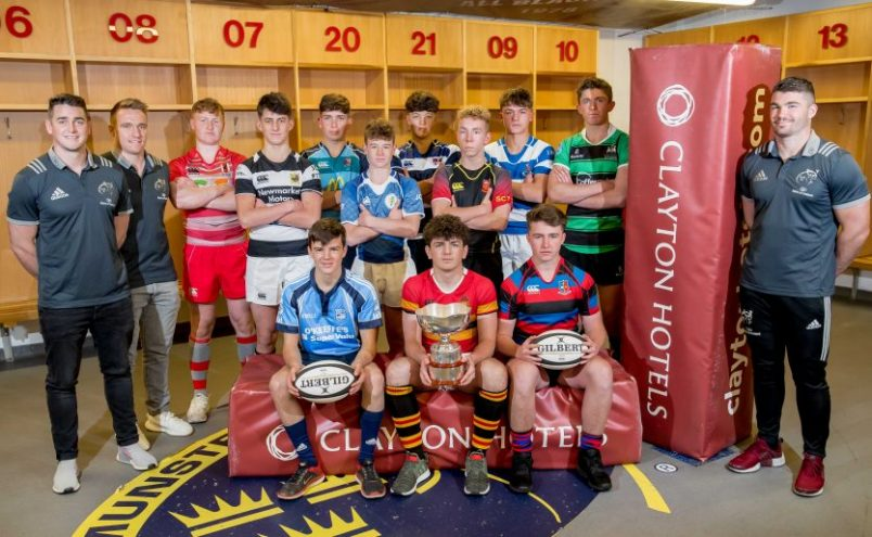 Wilton To Host Clayton Hotels Munster Schools Cup Qualifiers