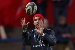 Squad Update Ahead Of Leicester Tigers At Thomond
