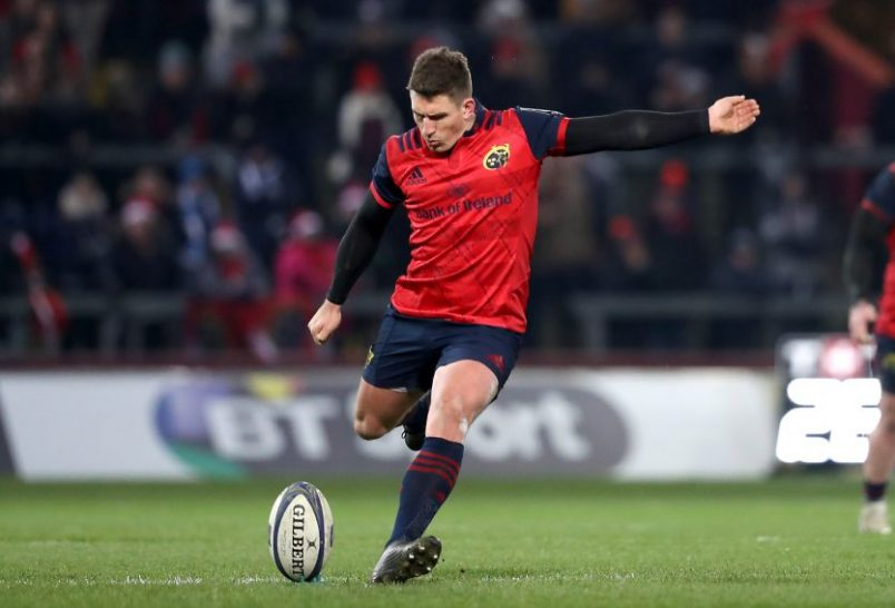 VIDEO: Ian Keatley Interview Post-Leicester Tigers