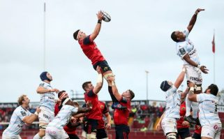 Munster Team Named For Leicester In Welford Road