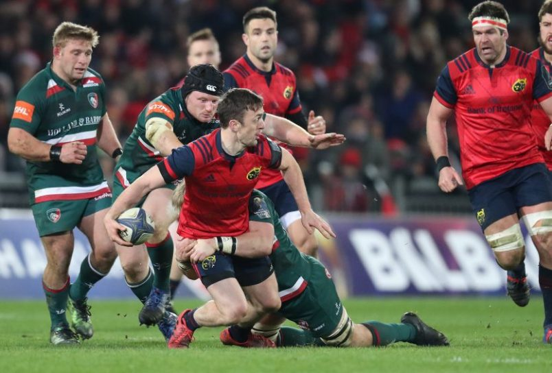 VIDEO: Sweetnam Looks Ahead To Leicester Clash