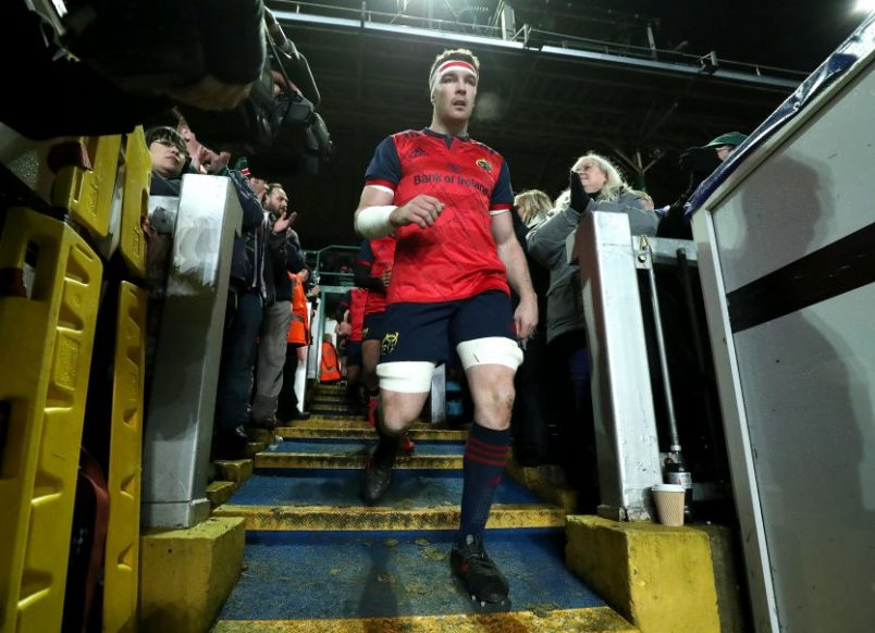O'Mahony Leads Munster To Famous Win At Welford Road