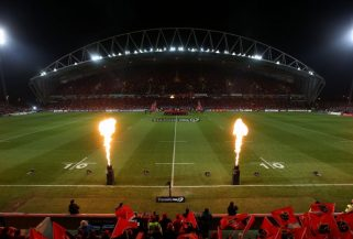 Thomond Park action returns with Munster vs Leinster on the 26th.