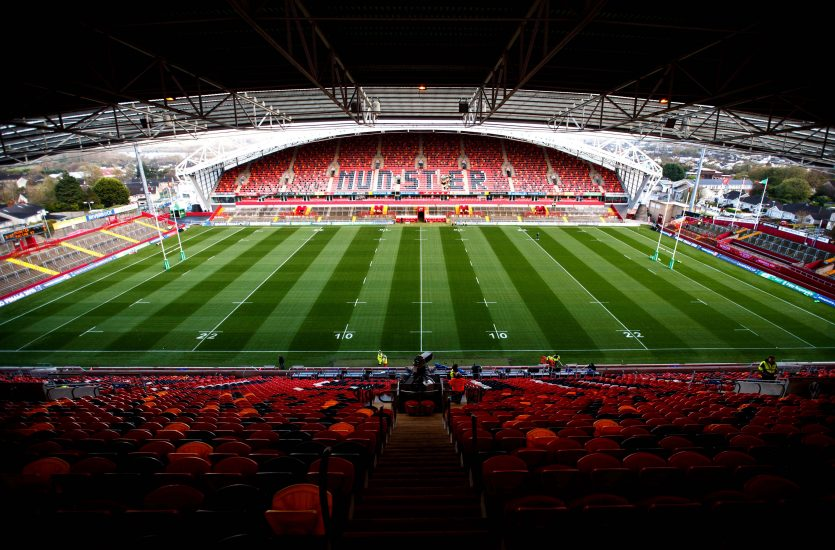 Thomond Park hosts Munster's vital Champions Cup clash against Exeter Chiefs.